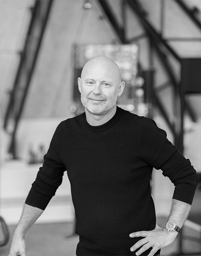koncern direktør Claus A. Christensen